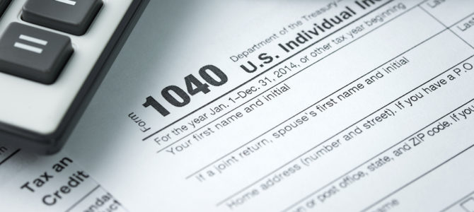 Tax Filing After a Bankruptcy