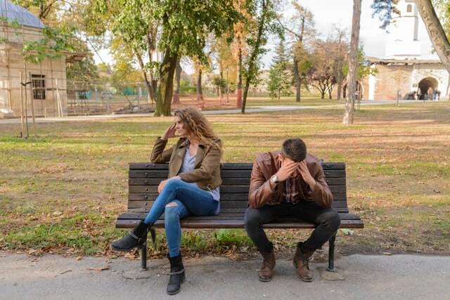 habits that lead to divorce
